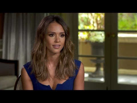 Jessica Alba: 'Sin City' Character 'Opposite of Who I Am'