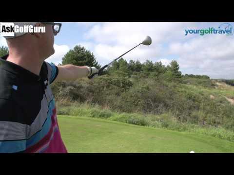 La Mer Golf Course Golf Du Touquet Part 2