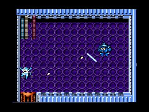 Mega Man 3 - Recorded Live Stream (3/3) - User video