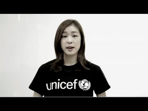 UNICEF spotlight: Yuna Kim, Lenny Kravitz, solar refrigerators in Haiti
