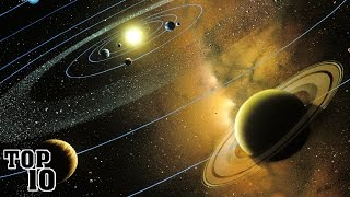 Top 10 Insane Facts About The Solar System