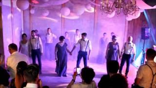 Hochzeitstanz Flashmob Conny & Patrick