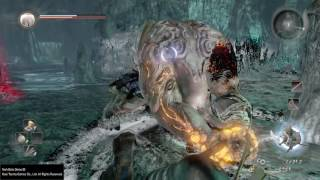 Nioh Beta Demo_Boss Fight 2 Vampire B*&#&!