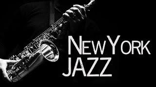 New York Jazz • Jazz Saxophone Instrumental Music • Jazz Standards