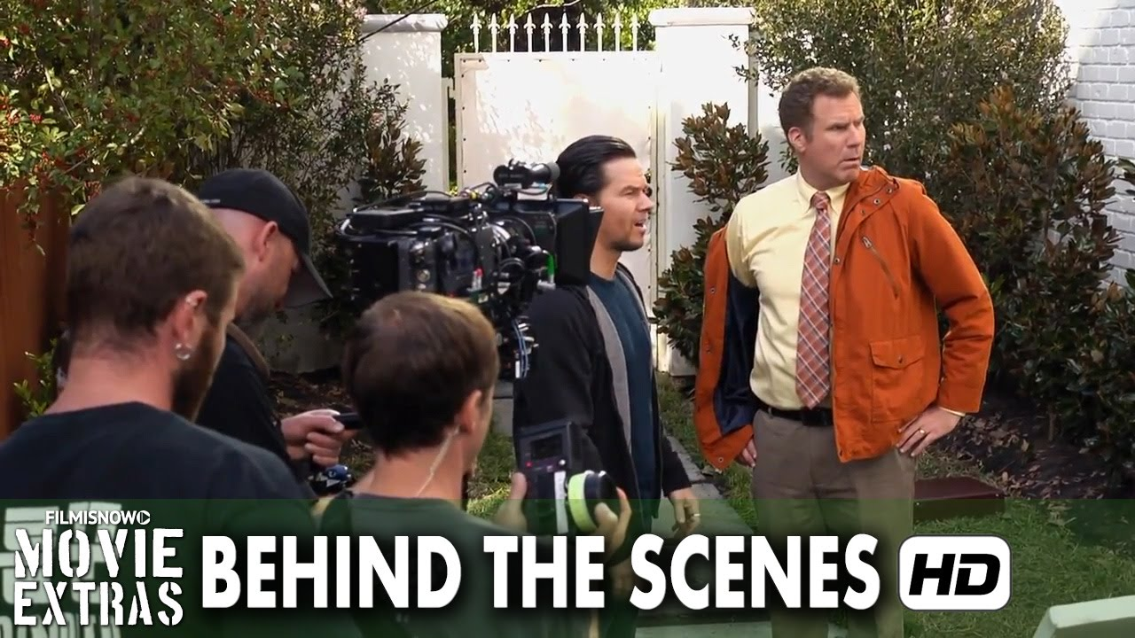 Daddy's Home (2015) Behind the Scenes - Full Broll