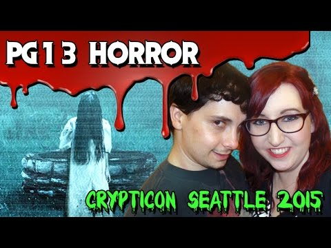 Crypticon Panel: Sparkly Vampires and PG-13 Horror: Genre Killing Crap or Horror Gateway Drug?