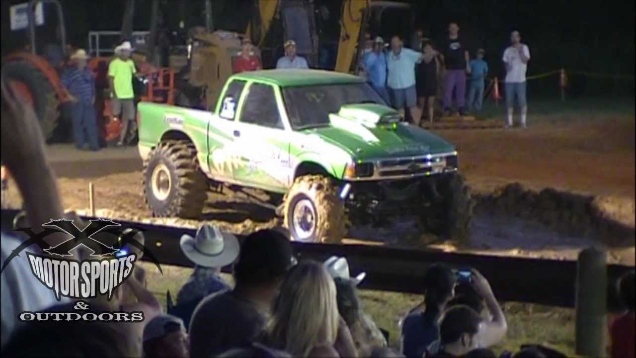 Mud Drags Texas Mega Horsepower Mud Drags at