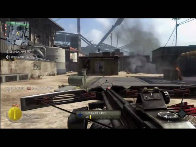 Call of Duty: Black Ops - Sticks and Stones Multiplayer Gameplay Video [HD]