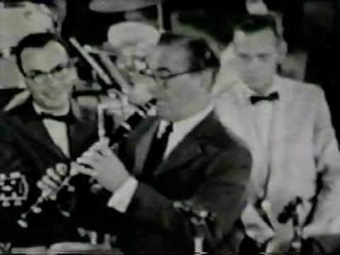 Benny Goodman At Disneyland, Anaheim California 1961 #5