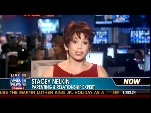 Stacey Nelkin on Fox News Live 1-17-11