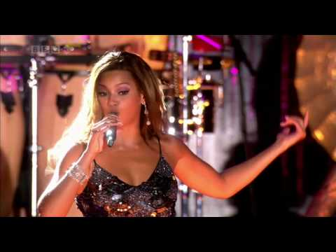Beyonce- Irreplaceable  (Live HD)