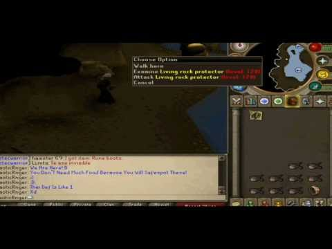 Runescape-Range Training 80-90k/hour!