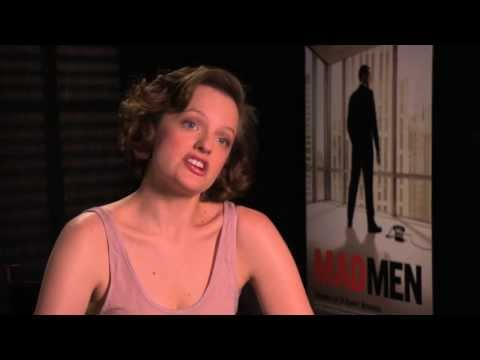 Mad Men Season 4 Interviews Elizabeth Moss