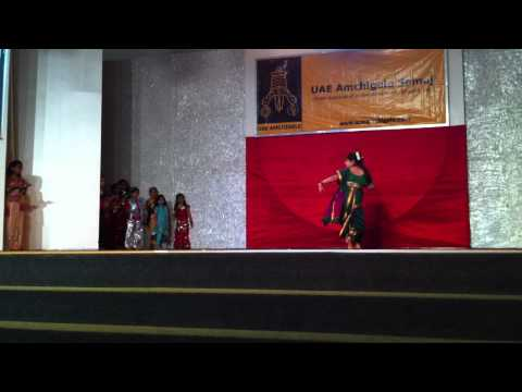Vindhya Pai's Dance Performance For Apsara Aali video
