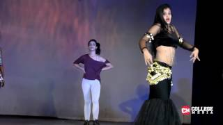 Sunny Leone lost five college students! Viral 'Belly Dance' Video, Baby Doll