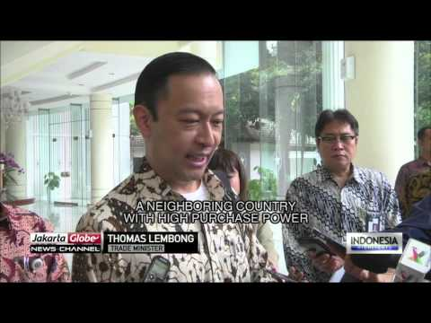 Indonesia to Join Developed Countries in Trade Blocks