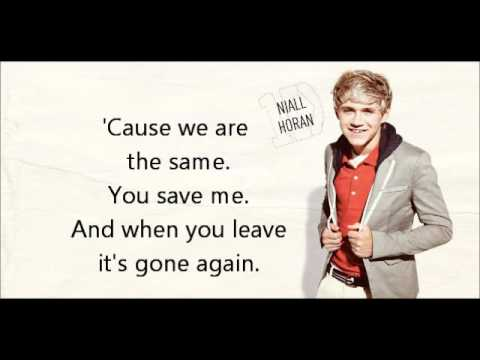 One Direction  More Than This Lyrics And Pictures video