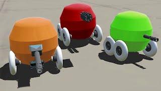 DIEP.IO IN 3D GAME! (Simple Planes)