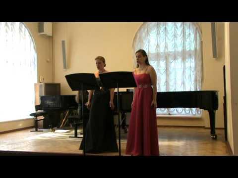 Феликс Мендельсон - Дуэты для двух сопрано