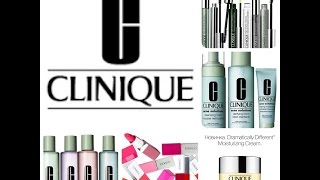 Косметика Clinique review