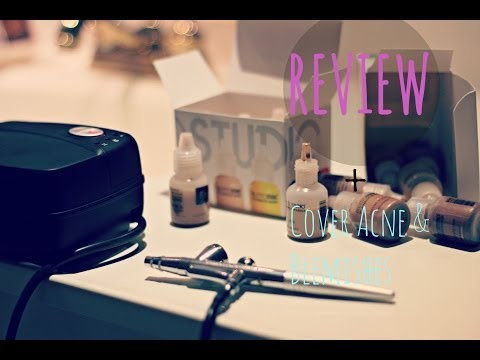 How To Cover Up Acne + Review