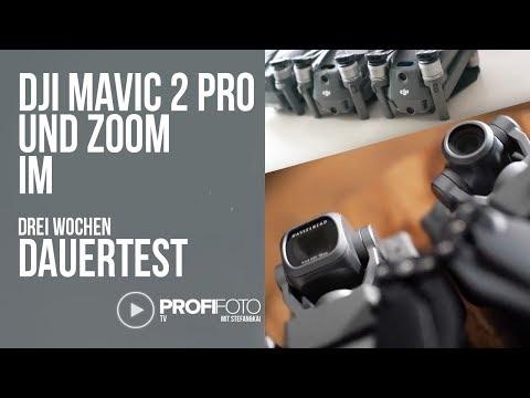 DJI Mavic 2 Pro zoomt besser als Mavic 2 Zoom. Unsere Erfahrungen nach drei Wochen Test.