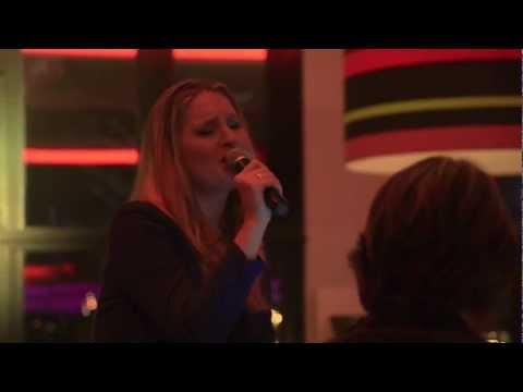 Sängerin Lila
