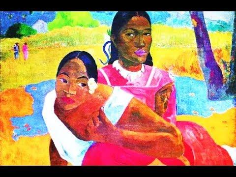 Поль Гоген / Eugene Henri Paul Gauguin. Гении и злодеи.
