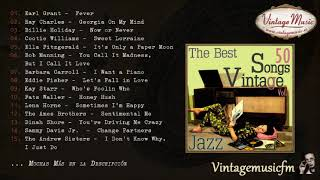 50 Songs Vocal Jazz Full Album Álbum Completo Vol 1