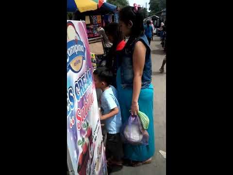 Candid Bumil Pasar Tiban