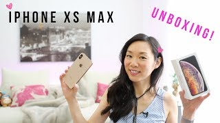 iPhone Xs Max GOLD ♥ UNBOXING!