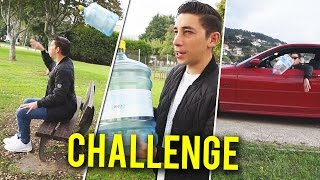 El RETO de la BOTELLA definitivo!! (WATER BOTTLE FLIP CHALLENGE)