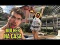 NOVA MORADORA DA CASA DOS YOUTUBER ‹ Carlos Santana ›