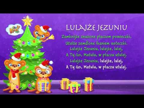 Polskie Kolędy - Lulajże Jezuniu + Tekst (karaoke)
