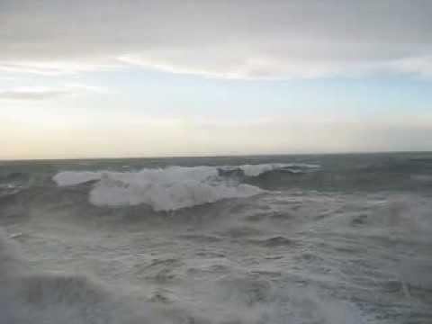 Genova: La grande mareggiata del 30/10/08