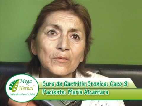 medicina natural para la gastritis cronica