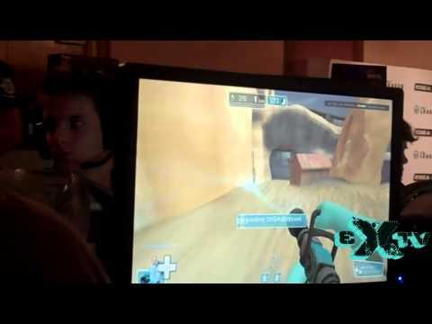 ESEA LAN Footage #5- Dashner VS Experiment - end of gravelpit