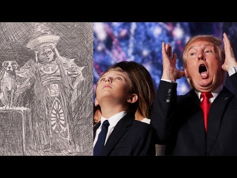 Did 124 Year Old Book PREDICT Trump Presidency & AMERICA'S DOWNFALL?