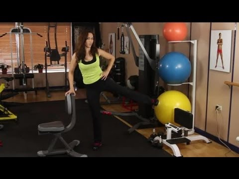 Leg Extensions Without a Machine : Workouts & Exercise Routines Image 1