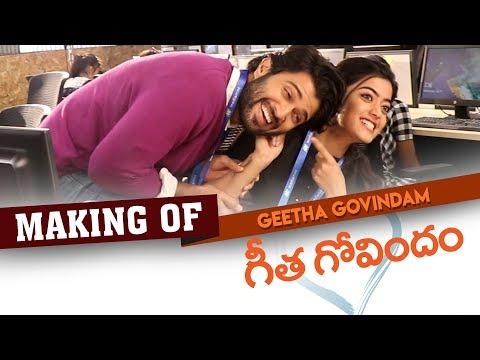 Download Lagu  Making Of Geetha Govindam | Vijay Deverakonda | Rashmika | Gopi Sundar | Parasuram Mp3 Free