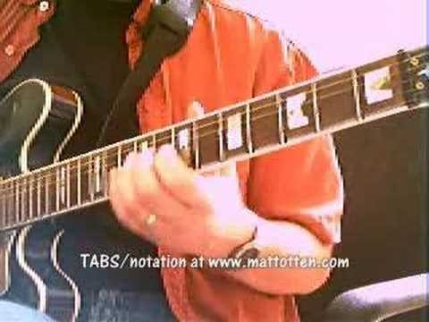 Smooth Jazz Solo Examples With TABS