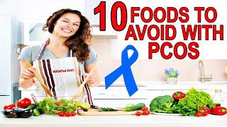 Foods To Avoid With PCOS | | 10 Foods To Avoid In PCOS / PCOD ❌