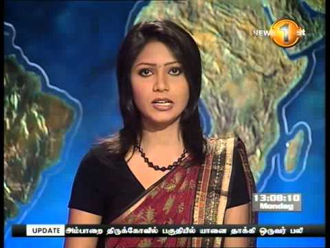 Shakthi Tv lunch time News 1st  29.4.2013 1 pm