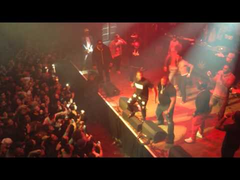 """O.T. Genasis Performs """"Coco"""" In NYC With Wiz Khalifa (Video)"""