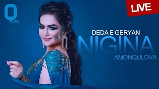 Nigina Amonqulova - Deda e Geryan LIVE MUSIC VIDEO