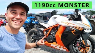 Best Motorcycle I've Ridden + Free Track Days (Seriously!)