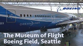 The Museum of Flight Aviation Pavilion Quick Tour | Boeing Field | Seattle, WA