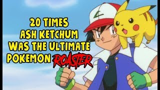 20 Times Ash Ketchum Was The Ultimate Pokemon Roaster
