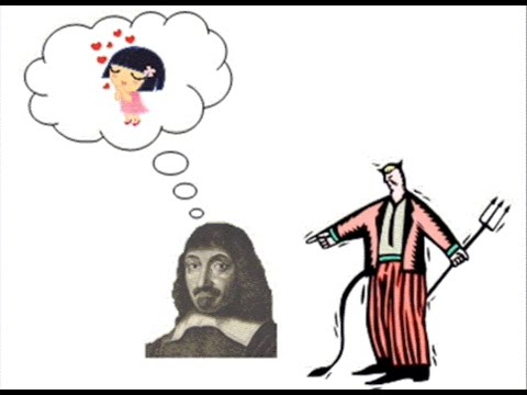 descartes three stages of doubt first meditation Descartes' meditations meditation i of the things of which we may doubt 1 several years have now elapsed since i first became aware that i had accepted, even from my youth, many false opinions for true, and.