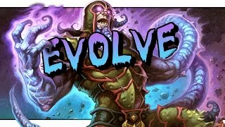 Hearthstone: Gadgetzan Prototype - Evolve Shaman - Not Even His Final Form